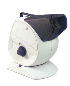 Stereo-Optical Desktop Vision Screening Device