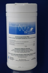 Audio wipes