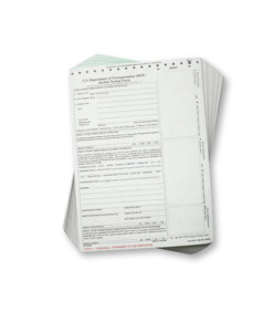Alcohol Breath Testing Forms