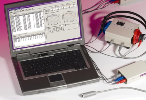 CCA-200 Mini Software Audiometer
