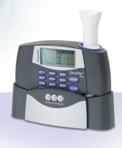 EasyOne Plus Handheld Spirometry