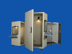 Audiometer Hearing Testing Cabinets