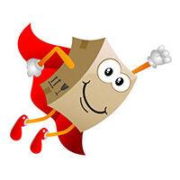 Smiling Superhero Box - Webstore