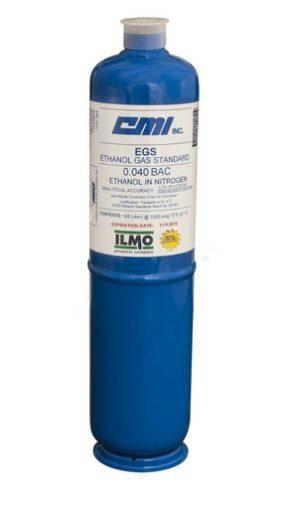 1 Liter Ethanol Gas - Alcohol Breath Testing