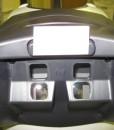 Headrest Tissue Booklet Occupational Vision Test Machine